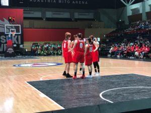 バスケットボール女子日本代表スタメン