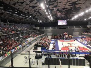 車いすバスケットボール女子日本代表 国際強化試合