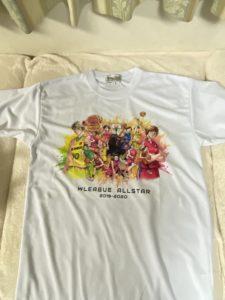 WリーグオールスターTシャツ
