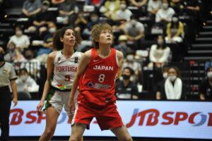高田真希選手